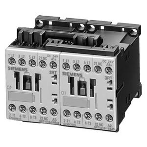 siemens 3ra1316 8xb30 1ak6 9 amp reversing contactor with 110v50hz 120v60hz coil