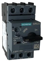 Siemens 3rv2021 4ca10 manual motor starter adjustable from for Siemens manual motor starter