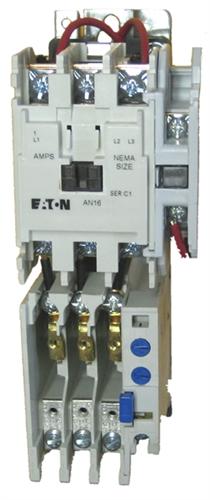 Eaton An16bnotc 18 Amp Nema Size 0 Starter With A 24 Volt