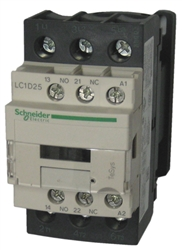 Schneider Electric LC1D25M7 3 pole contactor