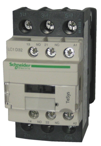 lc1d32 schneider electric    telemecanique 32 amp contactor