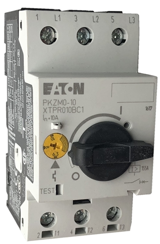PKZM0 10 2?1353499935 moeller pkzm0 10 manual motor protector rated from 6 3 10 amps 3 Phase Contactor Wiring Diagram at aneh.co