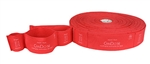 "CanDo Multi-Gripâ""¢ Exerciser 30 Yard Roll, Light, Red"