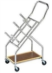 Disc Weight Carry Cart