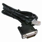 10' RS232C shielded cable - EZ-DH485-CBL
