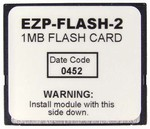 1MB Flash Memory - EZ-FLASH-2