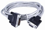 10' RS422 shielded cable - EZ-TX545-CBL1