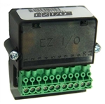 4 DC In/4 Relay Output Module Screw-down - EZIOP-4DCIP4RLO