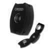 Credo 3-in-1 Cigar Punch Cutter (Black - Oval) | Credo Humidifiers.com