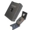 Credo 3-in-1 Cigar Punch Cutter (Titanium / Square) | Credo Humidifiers.com