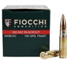 FIOCCHI .300 AAC BLACKOUT