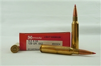HORNADY 6.5x55mm LIGHT MAGNUM