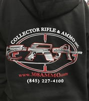 COLLECTOR RIFLE & AMMO HOODIES