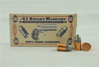NAVY ARMS .41 Short Rimfire