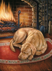1000pc Home is Where the Dog Is jigsaw puzzle by Cobble Hill Puzzle Co.