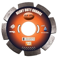 "Diamond Products 4""X.250X7/8"" HD Dry Tuck Point Blade DT9H"