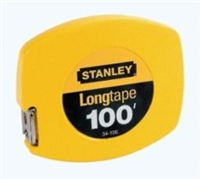 "Stanley 100' X 3/8"" Tape Measure"