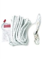 "Super Anchor 5/8"" X 50' Lifeline"