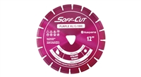 "Husqvarna Purple 6"" Soff-Cut Blade"