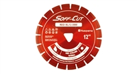 "Husqvarna Red 6"" Soff-Cut Blade"