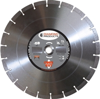 "Diamond Products 14""X.125X1"" Delux-Cut Blade H8D"