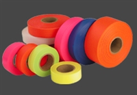 "Empire Level 1"" X 200' Orange Flagging Tape"