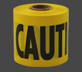 "Empire Level 3"" X 200' Caution Tape"