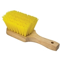 "Kraft 8 1/2"" Plastic Acid Brush 3 1/2""X4 3/4"" Head"