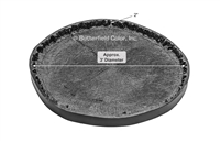 Butterfield 3' Log Round Table Top Mold