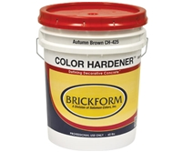 Brickform Color Hardner 60lb Bucket