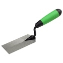 "Kraft 5""X2"" Margin Trowel W/Soft Grip Handle"