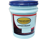 Brickform Antique Release 35lb Bucket