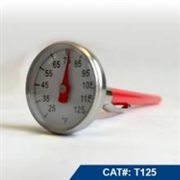 Deslauriers Concrete Thermometer