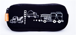 Duo Pouch: Trucks (more colours) $26.99
