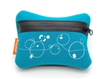 Ject Pouch Duo: Bubbles (See more colors) $29