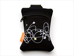 Puffer Pouch: Stars (See more colors)