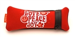 Uno Pouch: Love Peace Joy (See more colours)