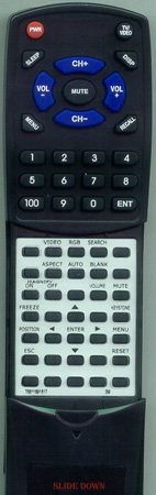 3M 78-8118-9181-7 Custom Built Redi Remote
