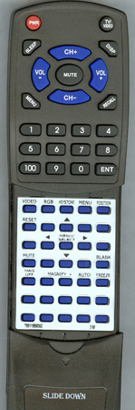 3M 78-8118-8909-2 Custom Built Redi Remote