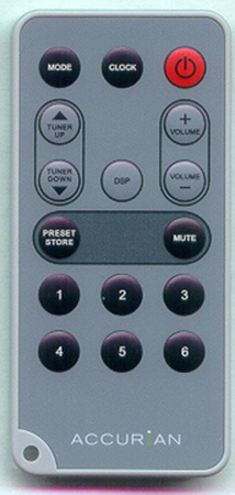 ACCURIAN 12450789 Genuine  OEM original Remote