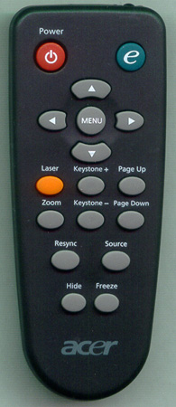 ACER PD120D Genuine  OEM Original Remote