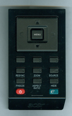 ACER X1161P Genuine  OEM Original Remote
