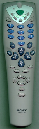 ADVENT RC-S11P-0A Genuine  OEM original Remote