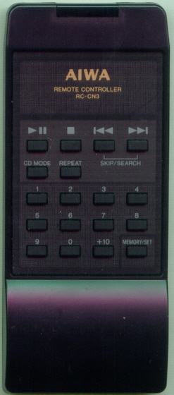 AIWA 81MDB951010 RCCN3 Refurbished Genuine OEM Original Remote