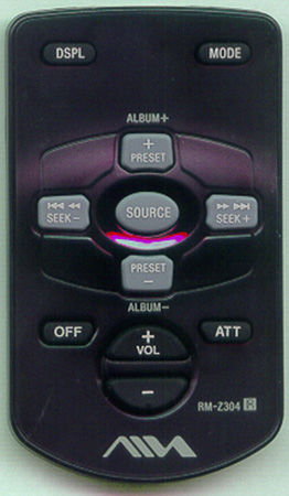 AIWA 1-476-526-51 RM-Z304 Genuine  OEM original Remote