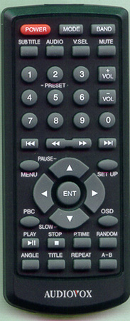 AUDIOVOX 136-3849 Genuine  OEM original Remote