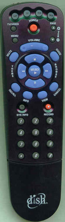 BELL EXPRESS VU 7382 INSERT Genuine  OEM Original Remote