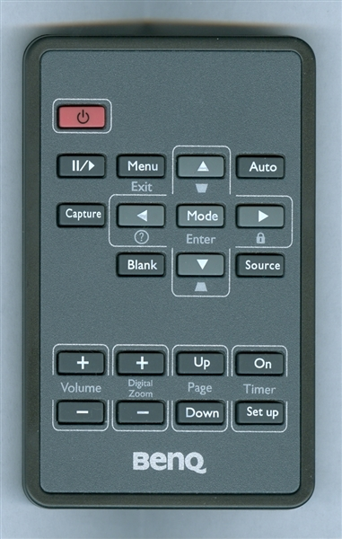 BENQ 5J.J3G06.001 Genuine OEM original Remote