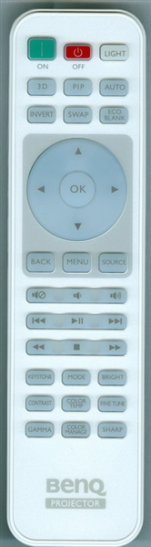 BENQ 5J.J9M06.001 Genuine OEM Original Remote