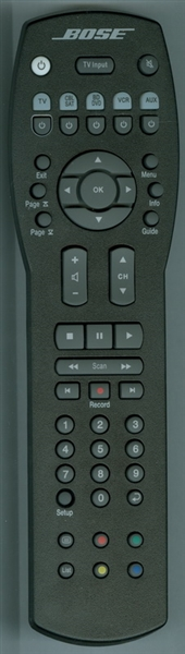 BOSE RC-PWS Genuine  OEM Original Remote